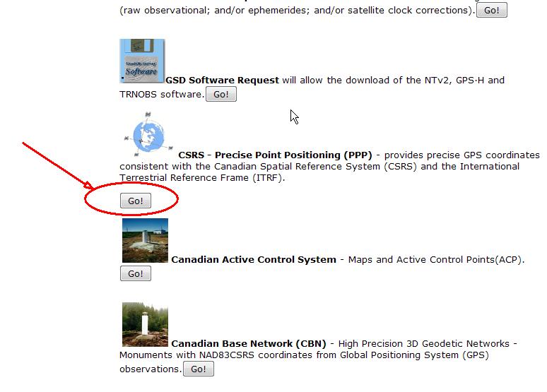 เลือกบริการ CSRS-PPP